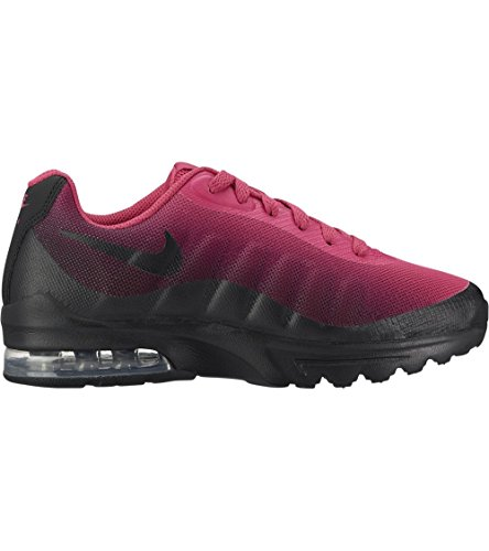 Running 600 Print GS Pink Scarpe Multicolore Black Invigor Max NIKE Donna Air Rush x7YFtO
