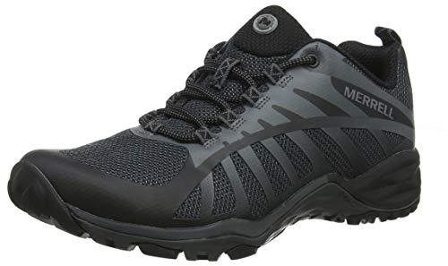 Merrell Women's Siren Edge Q2 Hiking Shoes (9 M US, Black ()
