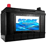 31 Series Marine Battery Replaces Blue Top D31M