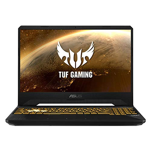 2020 Newest ASUS TUF 15.6 Inch FHD 1080p Gaming Laptop (AMD 4-Core Ryzen 5 3550H up to 3.7GHz, 8GB DDR4 RAM, 1TB SSD (Boot) + 1TB HDD, NVIDIA GeForce GTX 1050, Backlit KB, Windows 10) (Black)