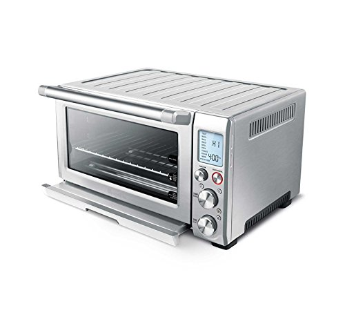 Breville Bov845bss Smart Oven Pro Convection Toaster Oven With Element Iq 1800 W Stainless