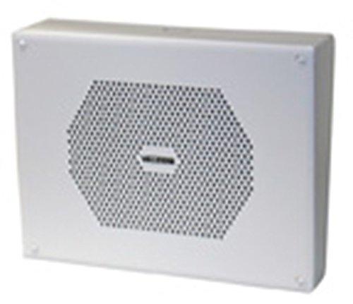 Valcom V-9871 Vandal Resistant Wall Speaker Talkback Includes V-9807 Enclosure, 8-Inch
