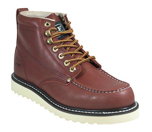 Golden Fox Men's Work Boots 6