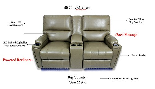Clay Madison Clay Madison Big Country for Home or RV, Gunmetal Tan, Row of 2 price tips cheap