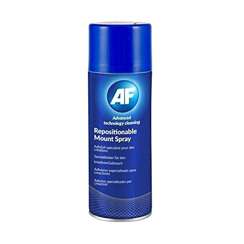 AF arms400 – Spray riposizionabile, 400 ml