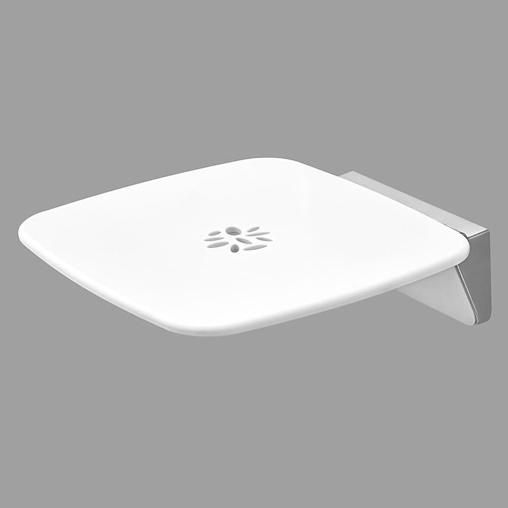 tsar003高強度航空プラスチックバスルーム折りたたみシャワーシート壁マウントされ、高齢者用に特別/無効人/ Fat Man、33 cm35.5 cm、400 lbロード   B076BPBJB4