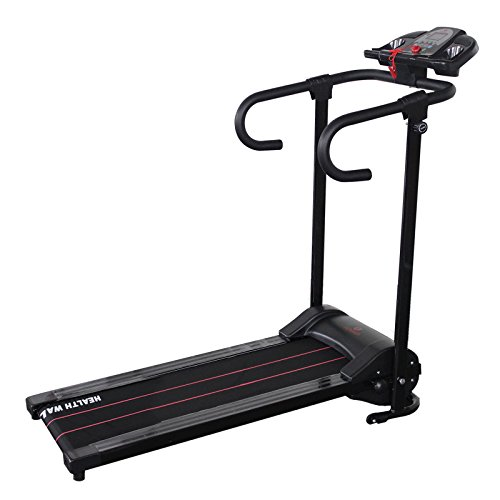 Portable 500W Folding Electric Motorized Treadmill Running Gym Fitness Machine by ZETY (Image #7)'