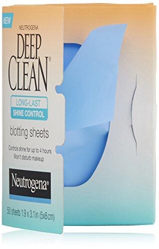 Neutrogena Clean Control Blotting Sheets