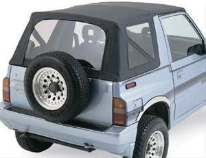 2000 Suzuki Sidekick - Rampage Suzuki Sidekick Vitara Chevy Geo Tracker Replacement Soft Top Tinted - 2000 Suzuki Sidekick