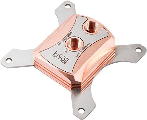 Aqua Computer 21586 Cuplex Kryos HF CPU Wasserkühler für Sockel 2011/2011-3, G1/4