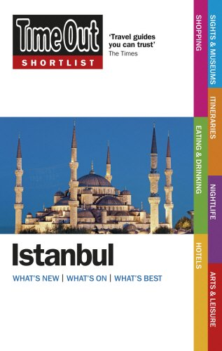 Time Out Shortlist Istanbul
