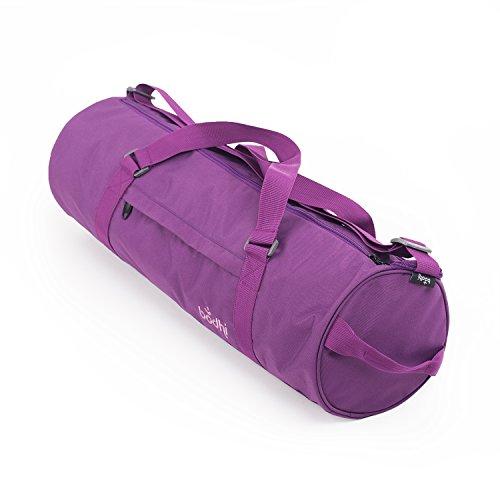 Yogatasche ASANA CITY BAG, groß & geräumig, Yogamattentasche mit Schulterband und Handtrageband, spritzwasserfest