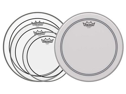 16 Pinstripe - Remo PP0310PS Pinstripe Powerstroke 3 Drumhead Prepack 2