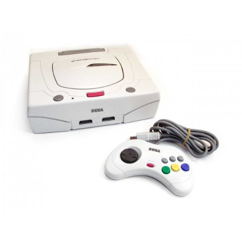 Sega Saturn (HST-0019) Console (Japanese Import)