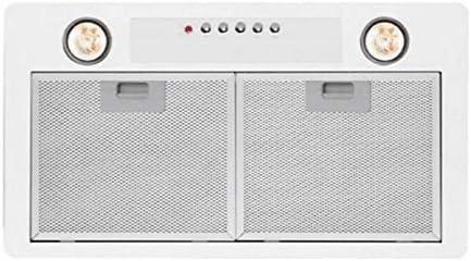 CATA GT PLUS 45 WH 645 m³/h Encastrada Blanco C - Campana (645 m³/h, Canalizado/Recirculación, D, B, B, 65 dB): Amazon.es: Grandes electrodomésticos
