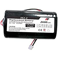 Artisan Power Standard Capacity Replacement Battery for Polycom SoundStation 2 and 2W