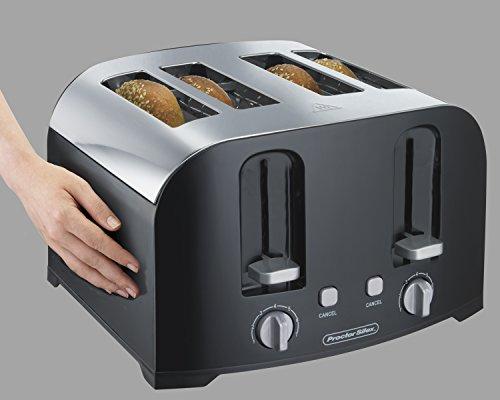 Proctor-Silex-24622-Proctor-Silex-4-Slice-Toaster-Black