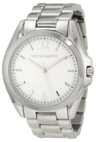 Vince Camuto Women's VC/5017SVSV Silver-Tone Bracelet Watch
