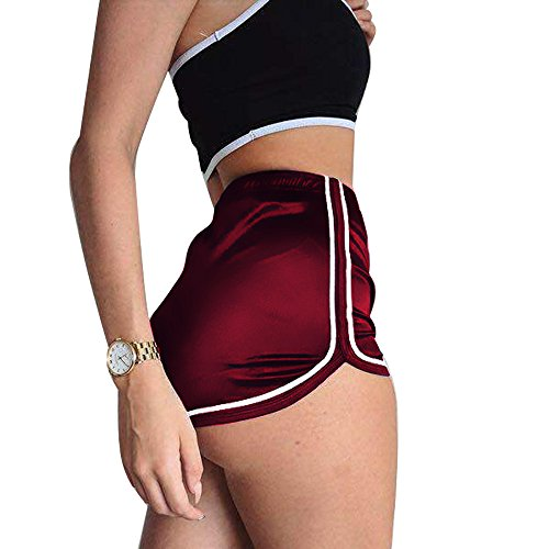 Women's Sexy Booty Dolphin Shorts Sports Gym Workout