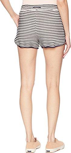 Splendid Marino blanco Shorts Mujer Azul HHv8Uq
