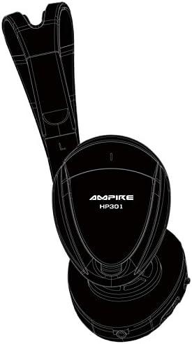 Ampire Hp301 2 Kanal Infrarot Kopfhörer Perfekte Elektronik