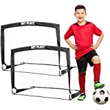 NET PLAYZ 4ftx3ft Easy Fold-Up Portable...