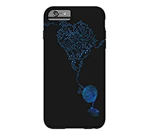 As The Music Plays iPhone 6 Plus Black Tough Phone Case - Design By Humans