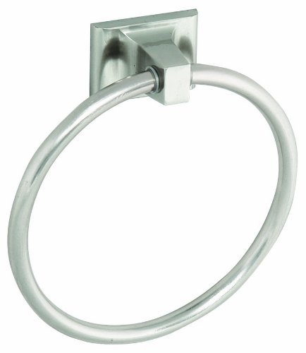 Design House 539163 Millbridge Towel Ring, satin nickel by design House