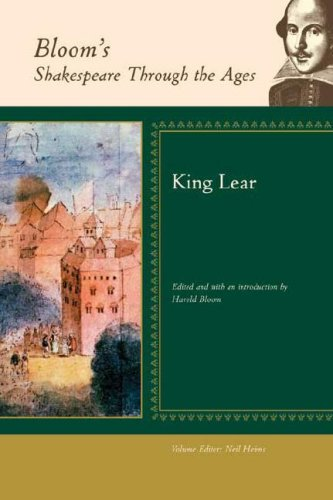 Read Online King Lear (Bloom's Shakespeare Through the Ages) PDF