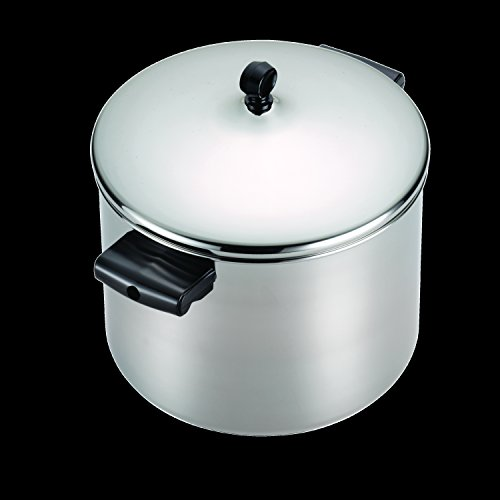 Farberware Classic Stainless Steel 6-Quart Covered Stockpot