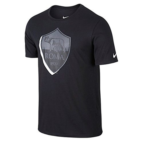 fan products of NIKE AS ROMA THIRD CREST T-SHIRT