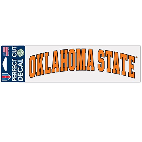 WinCraft NCAA Oklahoma State University WCR53580014 Perfect Cut Decals, 3