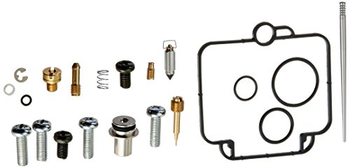 Scrambler 500 Polaris (All Balls Carburetor Repair Kit 26-1020 Polaris Scrambler 500 2x4/4x4 1997-2008)