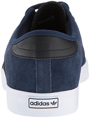 adidas Originals Herren Seeley Fashion Sneaker Collegiate Marine / Schwarz / Weiß