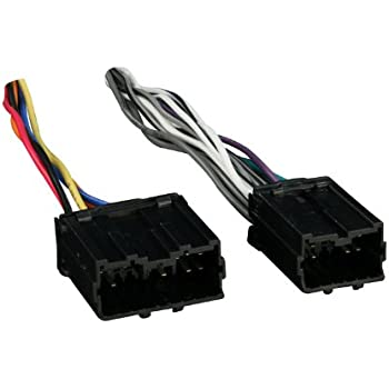 41p8etpQZtL._SL500_AC_SS350_ amazon com stereo wire harness volvo s60 05 06 07 08 09 2005 2006 JVC Adapter Wiring Harness 96 Ford Van at cos-gaming.co