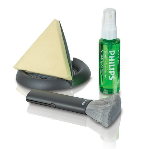 Philips SVC1212G/27 Screen Cleaning Kit