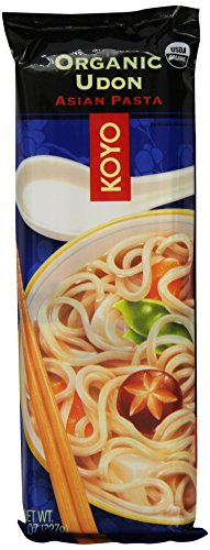 Organic Udon Noodles - Koyo Noodles-udon, 8-Ounce Units (Pack of 12)