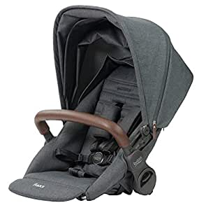 Britax Flexx Tandem Pack - Charcoal (Stroller Sold Separately)