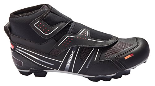 VAUDE Termatic RC II, Scarpe Sportive Outdoor Unisex-Adulto, Nero (Black 010), 37 EU