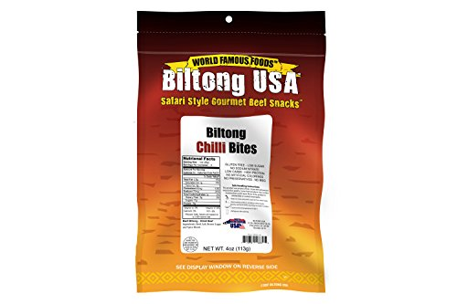 Biltong Jerky Chilli Bites Protein product image