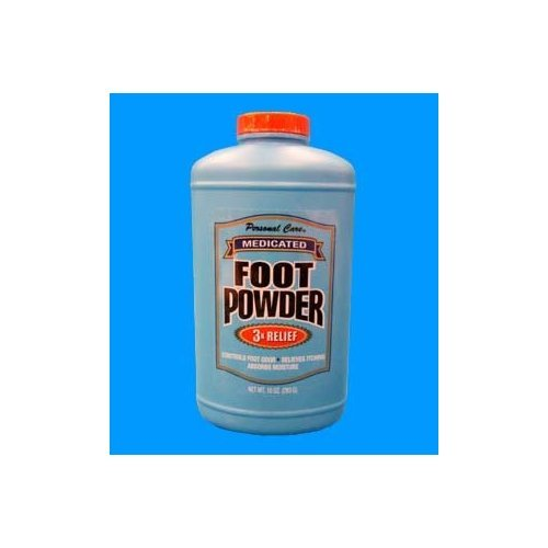 10OZ Medic Foot Powder