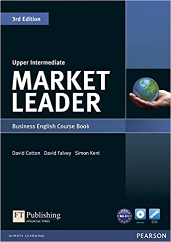 Market Leader Upper Intermediate Coursebook and DVD-ROM Pack