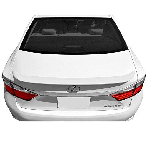 (Dawn Enterprises ES350-13-FM Factory Style Flush Mount Spoiler Compatible with Lexus ES350 - Eminent White Pearl (085) )