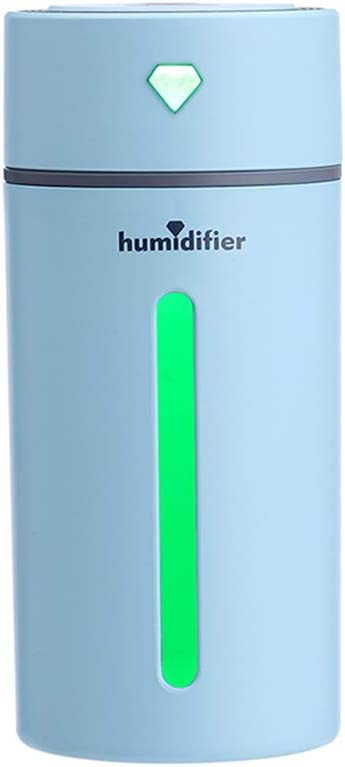 HBHHB 250Ml Humidificador Diamante 2 Modos USB Lamparas ...