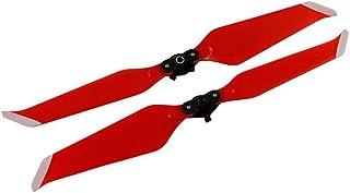 Depruies Paire d'accessoires pour hélice de Couleur Pale à Palette Pliante Pale en Plastique pour PC