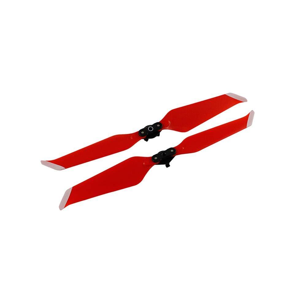 Depruies Color Propeller Accesorio Par Plástico Paddle Blade Plástico PC Compound Paddle