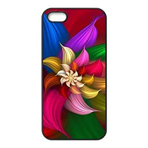 glam colorful flowers personalized high quality cell phone case for Iphone 6 plus 5.5