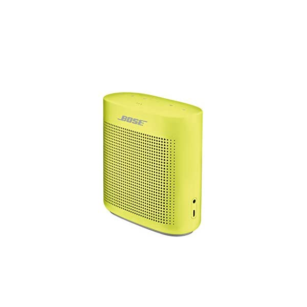 Enceinte Bluetooth SoundLink Color II - Jaune citron 3