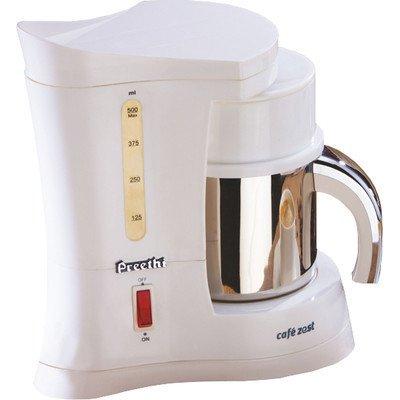 Preethi Cm 212 450-Watt Cafe Zest Coffee Maker Normal Normal White (Preethi Coffee Maker compare prices)