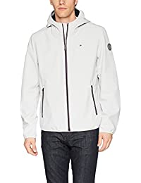 Mens Hooded Performance Soft Shell Jacket